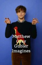 Matthew Gray Gubler / Spencer Reid Imagines by WhiteInkOnWhitePaper