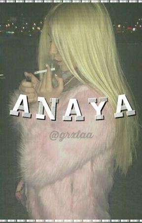 anaya \\ l.r.h.  by grxtaa