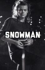snowman  ✄ h.s by jaenoul