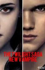 Tre twilight saga: new vampire! by Robertasalpietro