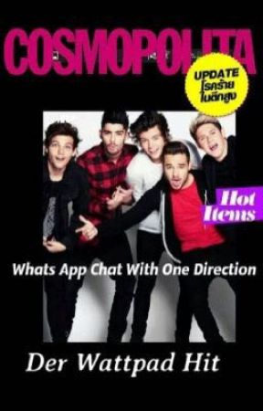 Whats App Chat With One Direction - English Translation - Whats App