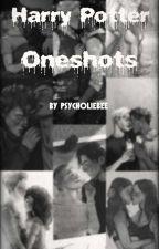 Harry Potter Oneshots  by MrsBeautyLiebe