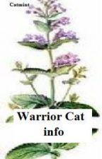 Warrior Cats: Info by SheWillBeYourHero