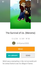 the survival of us P.2 (Merome) by heyits_meromeg