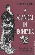 SHERLOCK HOLMES - A Scandal in Bohemia by Tiara_Syria