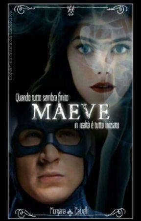 Maeve by Felixfelicis94