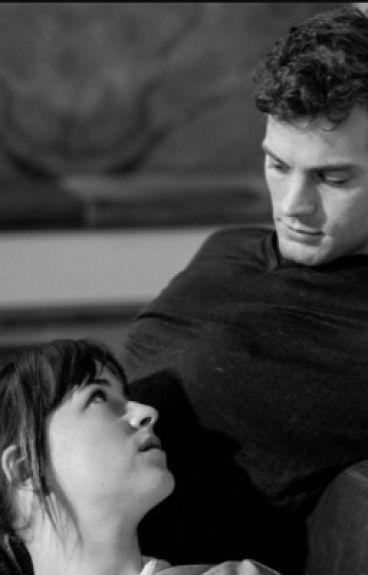 Ana and Christian: having a baby