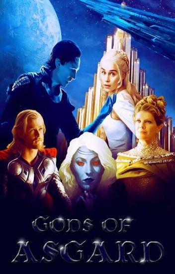 Gods of Asgard /Loki/