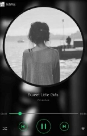 Sweet Little Girl's Adventure by princess-dianka