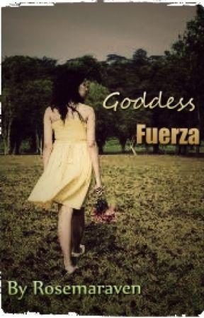 Goddess Fuerza by Rosemaraven