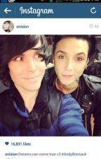 Onision x Andy Biersack :) by nozohomos