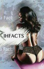 RIHANNA facts by ralucattr