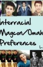 Interracial Magcon/Omaha Preferences by Tatu-Babi