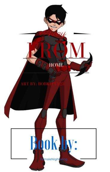 Away From Home [Robin: Assassin Book 2]