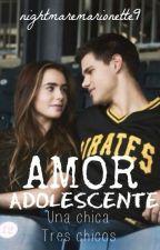Amor Adolescente by NightmareMarionette9