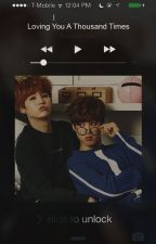 Loving You A Thousand Times~ {YOONMIN} by kissmestevent