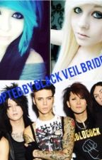 Adopted by Black veil brides!?!?! by shAtterEdheaRt87