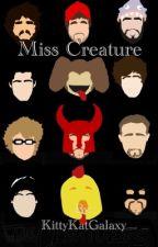 Miss Creature (Seamus/The Creatures) by KittyKatGalaxy