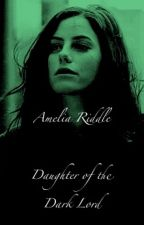 Amy Riddle - Volume 3: The Deathly Hallows (A Voldemort's Daughter Story) by voldemort-flakes