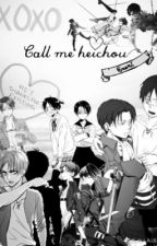 Call me heichou (ereri) by super-colorful-ereri