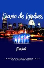 Diario de Londres- Novela de One Direction {Musical} by MaruuColombo