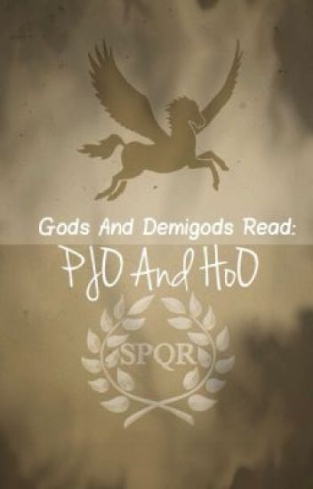 The Gods and Demigods read PJO and HOO