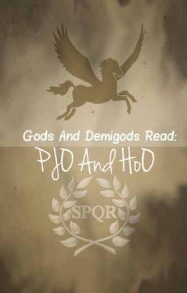 The Gods and Demigods read PJO and HOO