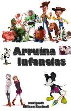 Arruina Infancias/Crepypastas by DreamsLittleX