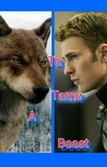 To Tame A Beast (Captain America x (Werewolf)Reader)