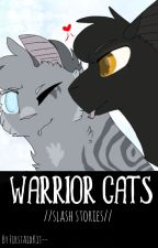 Warrior Cats Slash Stories by FirstAidKit--