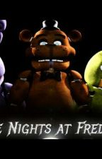 Five nights at freddy's by vriscu