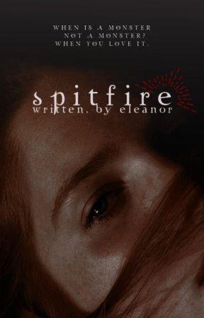 Spitfire ▹ Jasper Hale #Wattys2k18 by Iokiodinson