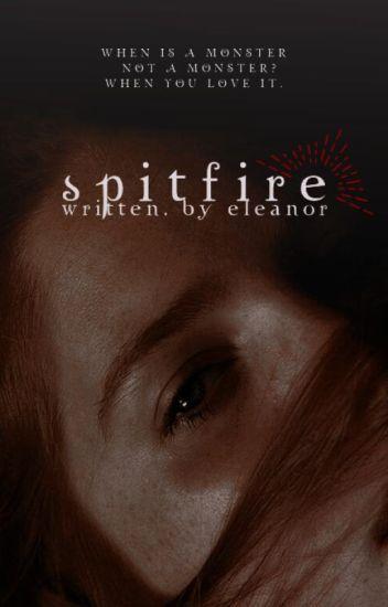 SPITFIRE ▷ JASPER HALE [WATTYS 2017]