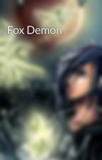 Fox Demon by WOLFQUEEN01