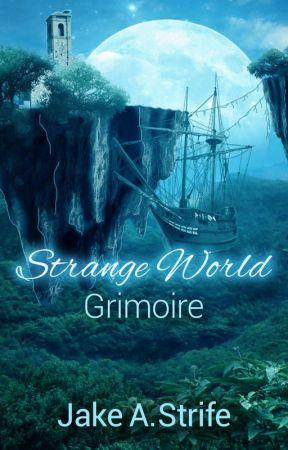 Strange World: Dying Hope (book 1) by JakeAStrife