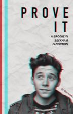 Prove It (A Brooklyn Beckham Fanfiction) by zeroto60