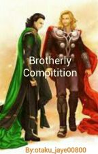 Brotherly Compitition by otaku_jaye00800