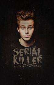 serial killer (l.h) by killmyhalo