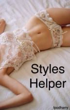 Styles helper  (h.s au) by ipodharry