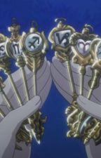 Celestial keys by midnight2123