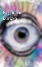 Kagami x kuroko by Envy_Krusch
