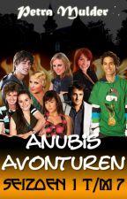 Anubis Avonturen by petramulder