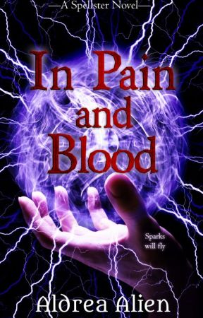 In Pain and Blood by AldreaAlien