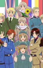 Collection Of Hetalia Characters X Reader by bbybunnie