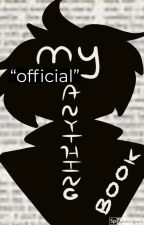 """My """"Anything"""" Book by Anitoon"""