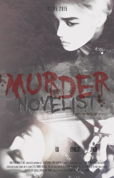 A murder novelist