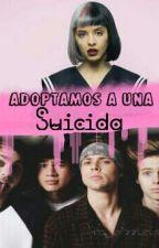 Adoptamos a una suicida 《5Sos y tu》 by Mrs_BizzleLove