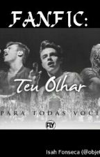 Teu olhar (fly) by flyerposhaa