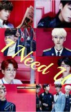 I Need U [BTS fanfic] (Swedish) by I_read_Kpop