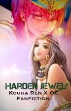 Kouha Ren X OC ~ Harden Jewel by Sugarplumglam